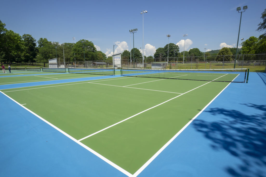 Brandon Park Tennis Courts