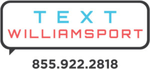 Text Williamsport Logo