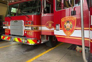 Bureau of Fire